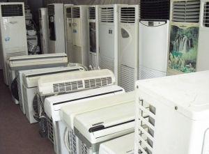 深圳高价回收废旧空调,柜式机空调